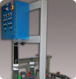 Control Panel & Skid Assembly
