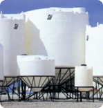 Tanks from one gallon to 50,000 gallons